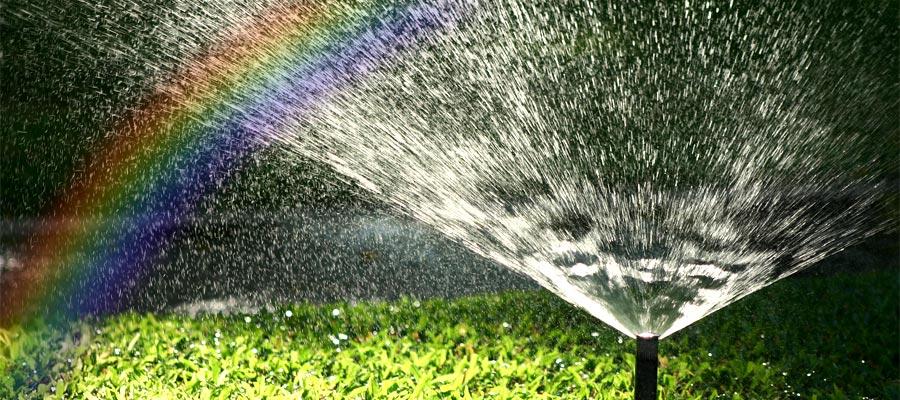 Автоматические системы полива сада